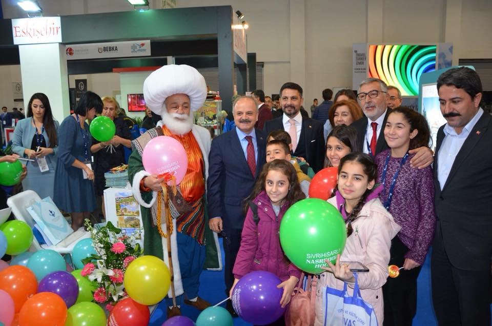11 izmir fuari - İzmir Fuarında Sivrihisar