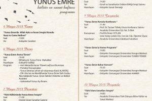 2018 Yunus Emre Kultur Sanat Haftasi  300x200 - Yunus Emre Kültür ve Sanat Haftası