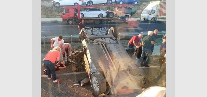 2018 agustos kaza - Sivrihisar Yakınlarında Kaza