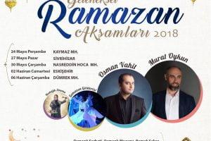 2018 ramazan aksamlari 300x200 - Geleneksel Ramazan Akşamları 2018