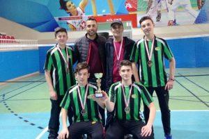 Badminton 04 300x200 - Turnuvadan Kupayla Döndük