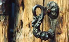 TOK01 - Kapı Tokmakları