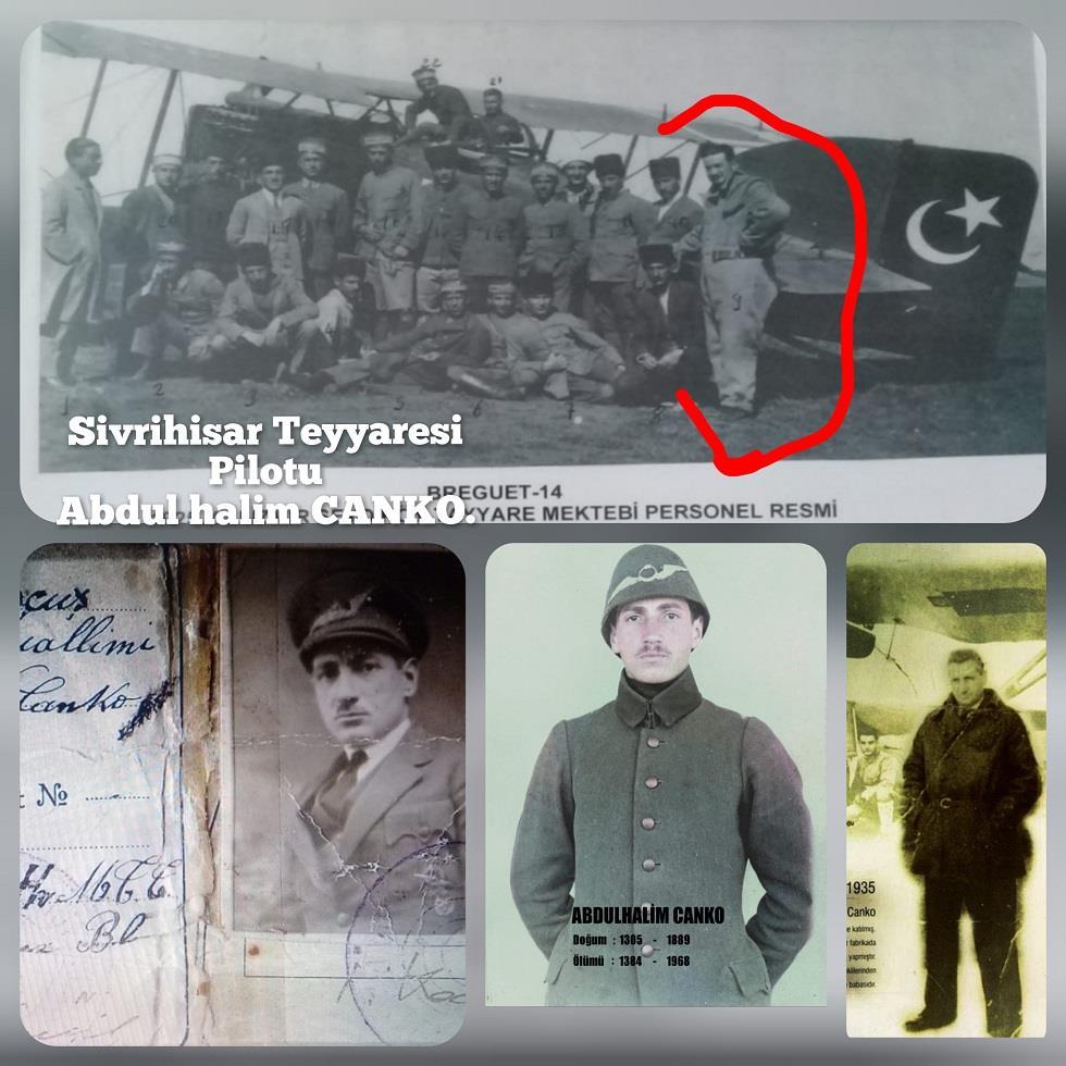 abdulhalim canko ve mehmet ozturk - Mehmet İsmetullah Öztürk