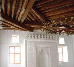 akdogan cami 1 - Bindirme Tavanlı Camiler
