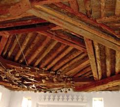 akdogan cami 2 - Bindirme Tavanlı Camiler