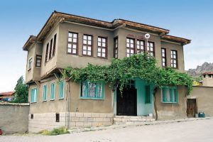 ancilar evi 300x200 - Türkay Konağı (Ancılar Evi)