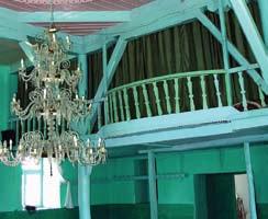 ballihisar cami - Bindirme Tavanlı Camiler