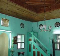 benliyaver cami - Bindirme Tavanlı Camiler