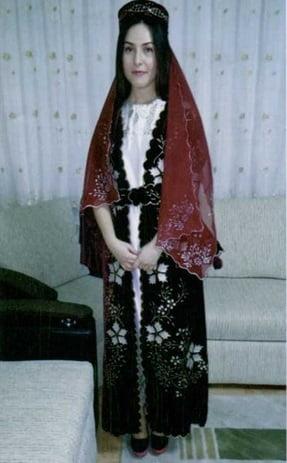 bindall - Yöresel Kıyafetler