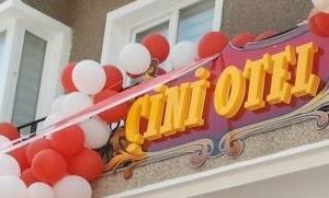 cini otel 300x181 - Çini Otel