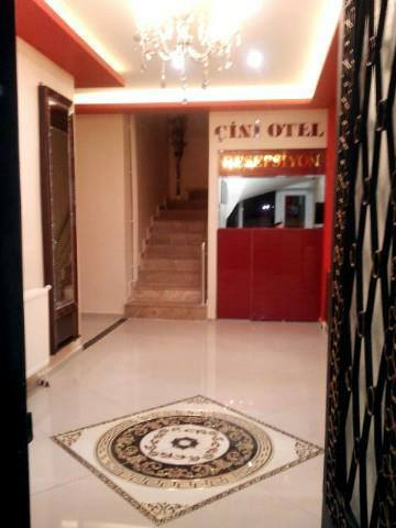 cini otel res - Çini Otel