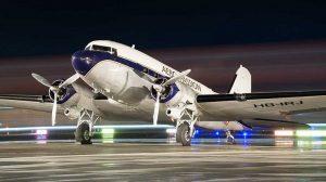 dc3 ucak 300x168 - DC-3 Sivrihisar'a Geliyor