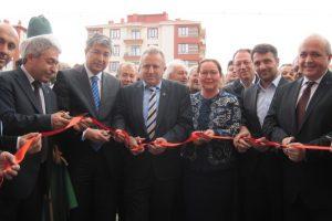 dernek acilisi 300x200 - Yeni Dernek Binası Açılışı