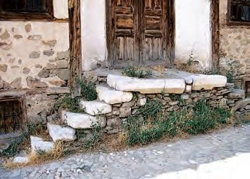 dis merdiven - Dış Yapı Elemanları