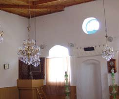 dumluca cami - Bindirme Tavanlı Camiler