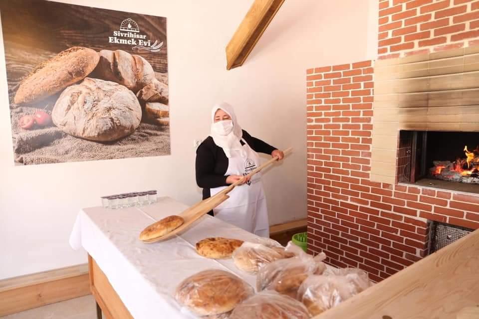 ekmek evi - Sivrihisar Ekmek Evi