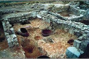 en pessinus - Pessinus Antique City
