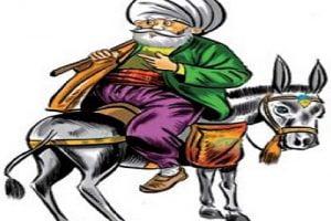 esege ters binmis 300x200 - Nasreddin Hoca Eşeğe Neden Ters Binmiş