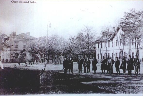 eski eskisehir 2 - 2 Eylül Eskişehir'in Kurtuluşu