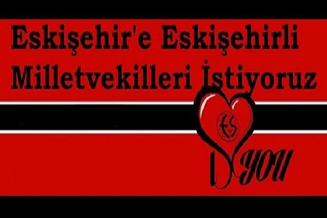 eskisehir secim - Eskişehir'e Eskişehir'li Milletvekili