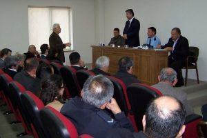 guvenlik toplanti 300x200 - Sivrihisar'da Güvenlik Toplantısı Yapıldı