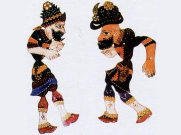hacivat karagoz - Hacivat ve Karagöz Sivrihisar'da