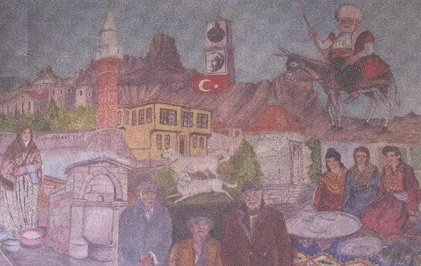 hakik - Aşık Mehmet'in Verdiği Ders