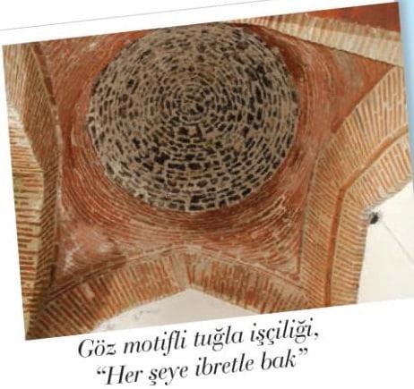 hamamkarahisar cami motif - Hamamkarahisar Camii