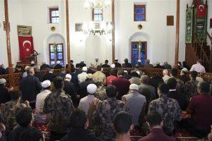 harekat icin askere dua edildi 300x200 - Mehmetçik için Dua Edildi