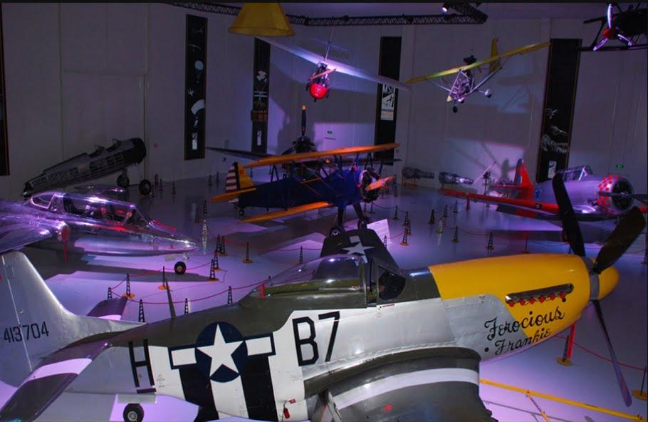 havacilik merkezi muze - Havalimanından Sonra Hava Müzesi Kuruluyor