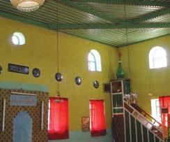 hudavendigar cami - Bindirme Tavanlı Camiler