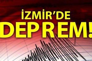izmir depremi 300x200 - İzmir'de Deprem