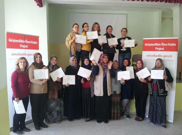 kadin projesi - Sivrihisar Halk Eğitim Merkezi
