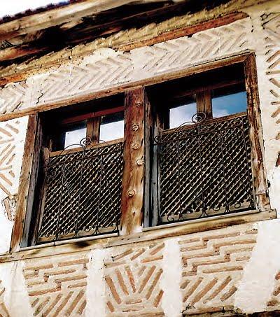 kafesli pencere - Dış Yapı Elemanları