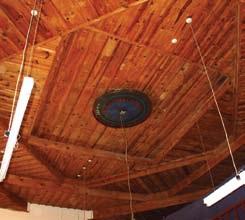 karacakoy cami - Bindirme Tavanlı Camiler