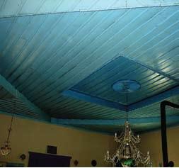 karakaya cami - Bindirme Tavanlı Camiler