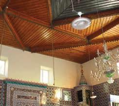 karkin cami - Bindirme Tavanlı Camiler