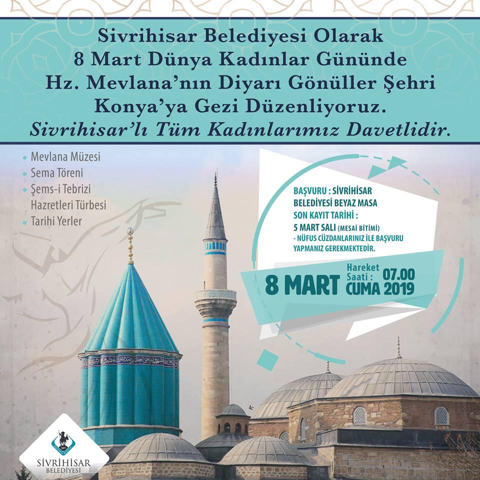 konya kultur gezisi - Konya Kültür Gezisi