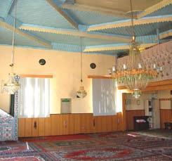 memik cami - Bindirme Tavanlı Camiler