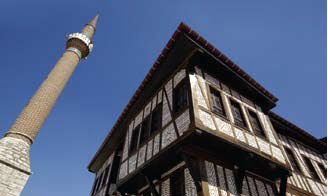 minare - Sivrihisar Gezilecek Yerler