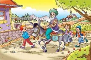 nasreddin hoca cizgi 300x200 - Türk Mizahının Büyük Nüktecisi ve Halk Filozofu