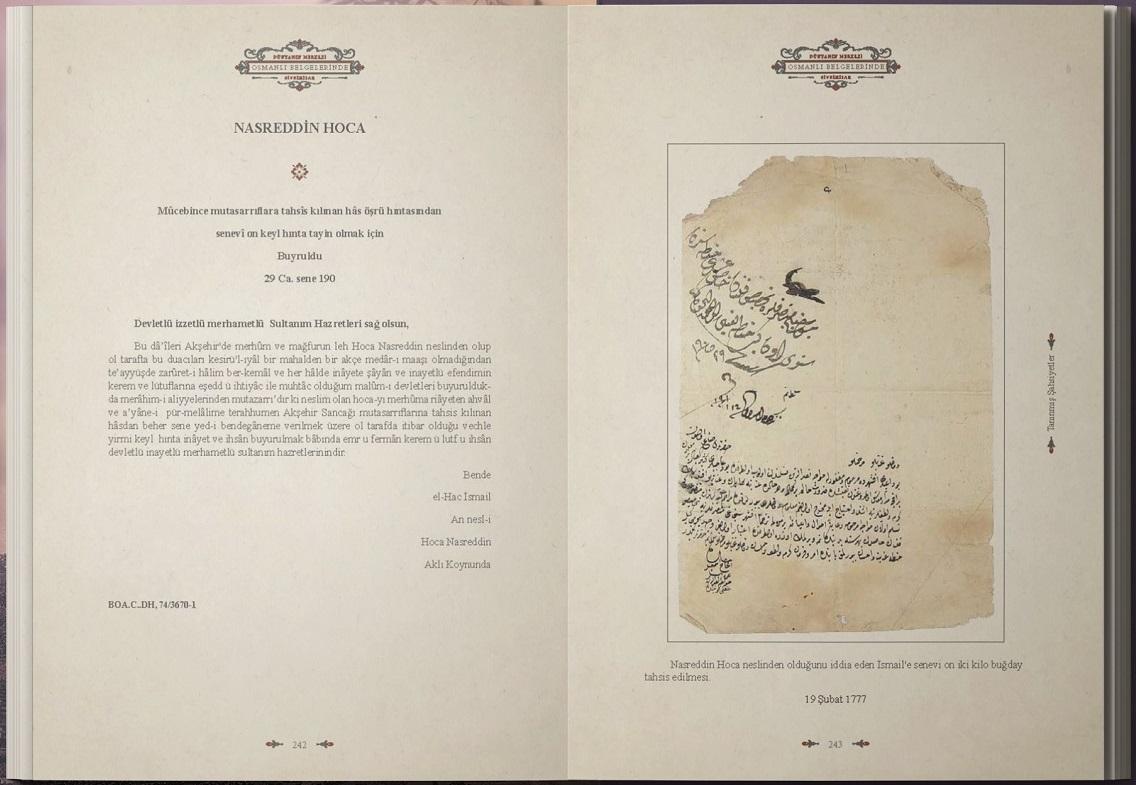 osmanlı-belgelerinde-sivrihisar-nasrettin-hoca