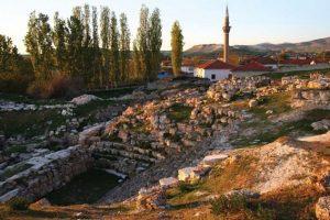 pessinus antik kenti 300x200 - Antik Pessinus Kenti