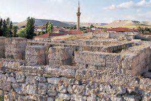 pessinus harabe 300x200 - Tiberrius Tapınağı