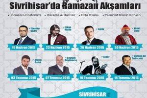 ramazan etkinlik 300x200 - Sivrihisar Ramazan Etkinlikleri