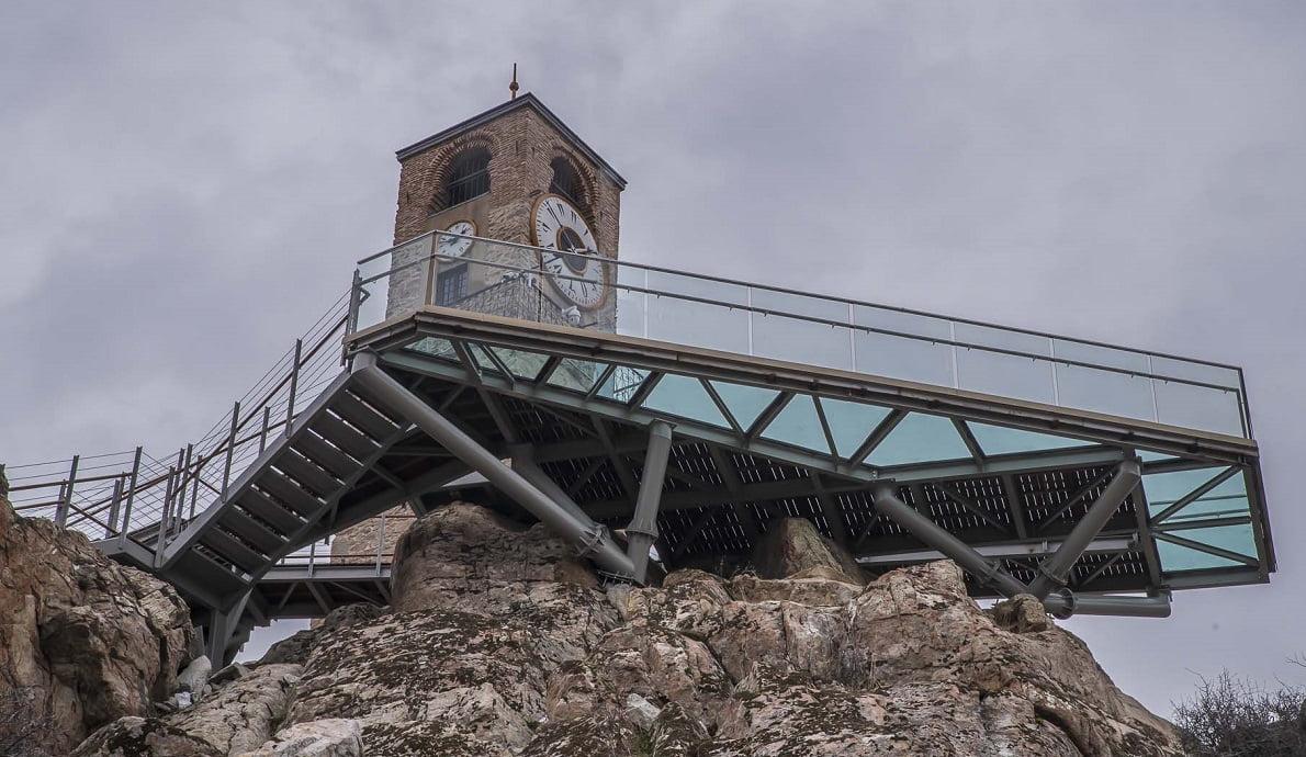 saatkulesi seyir terasi 2 - Sivrihisar Saat Kulesi