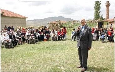 sadikbagi etkinlik - Sivrihisar Sadıkbağı Köylüleri Dayanışma Günü Etkinliği