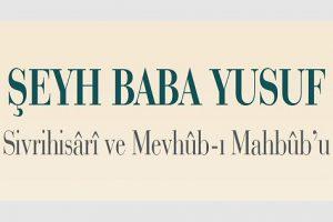 seyh baba yusuf 300x200 - Şeyh Baba Yusuf