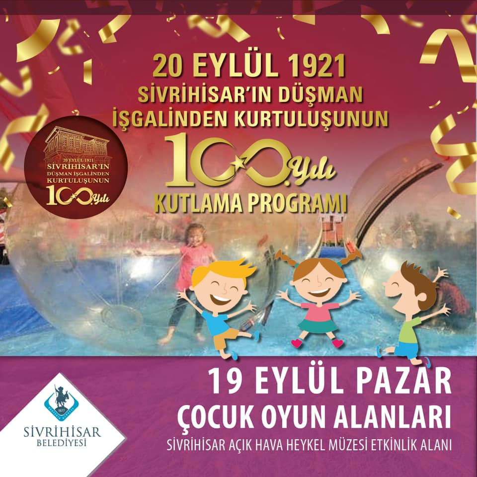 sivrihisar 100. yil 3 - Sivrihisar'ın Kurtuluşunun 100. Yılı
