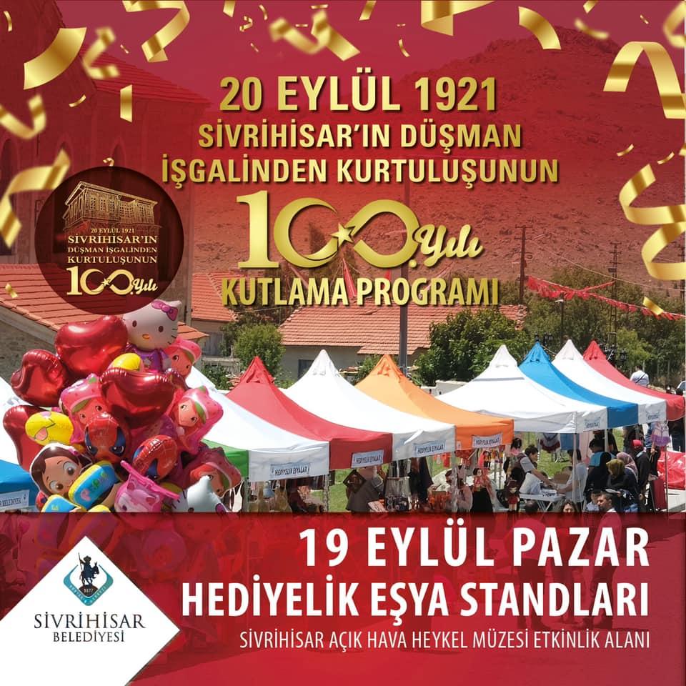 sivrihisar 100. yil 4 - Sivrihisar'ın Kurtuluşunun 100. Yılı